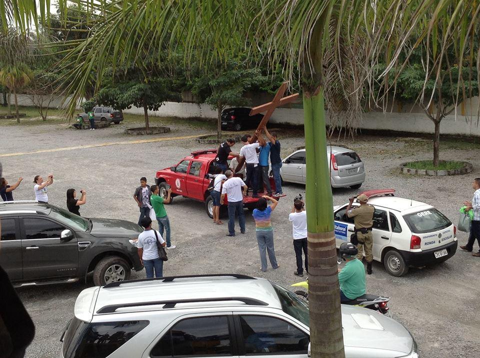 Foto: Semana Missionária Rio Bonito (Facebook)