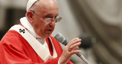 Papa Francisco Pentecostes