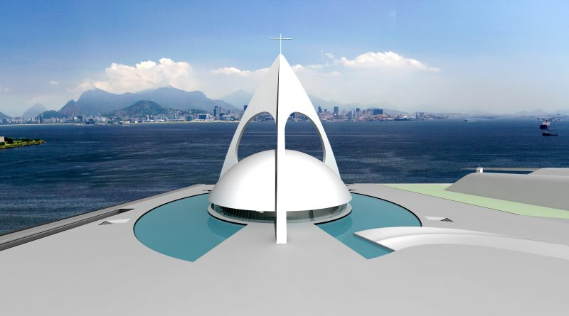 Ajude nas obras da Nova Catedral