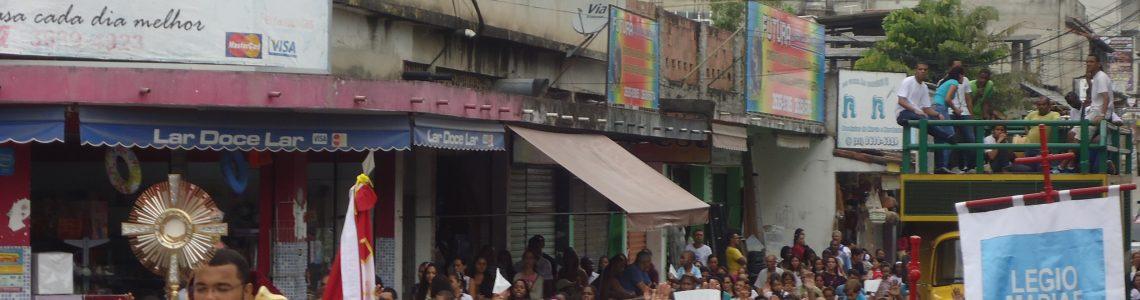 Solenidade de Corpus Christi: Igreja celebra Jesus Sacramentado / Pascom Manilha