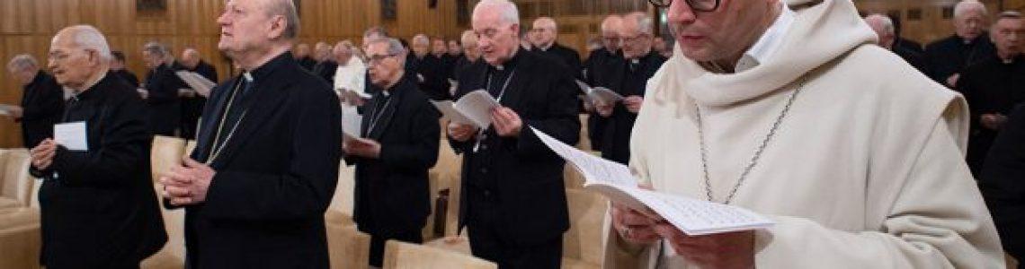 Abade beneditino: tornar nossas cidades símbolos de paz