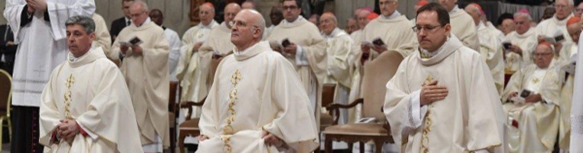 Episcopado é serviço e não honra, diz Papa em ordenação